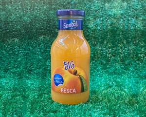 Pizza Slice  - SANTAL: Peach Juice