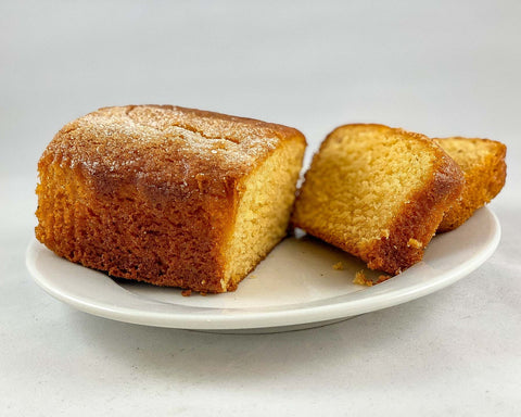 French Oven - Lemon Drizzle Cake Bar