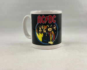 Let it Be - Music Merch: AC/DC  Highway to hell boxed mug