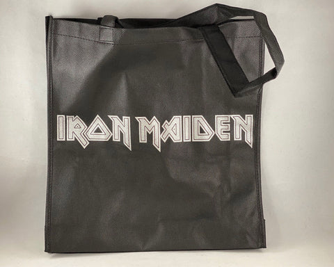 Let it Be - Music Merch: Iron Maiden bio degradable Eco Bag