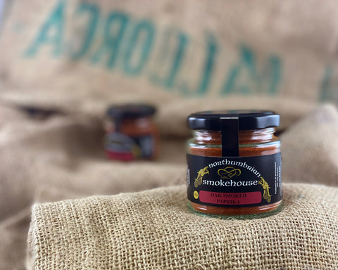 'Northern Delicious' : Northumbrian Smokehouse 'Oak Smoked Paprika'