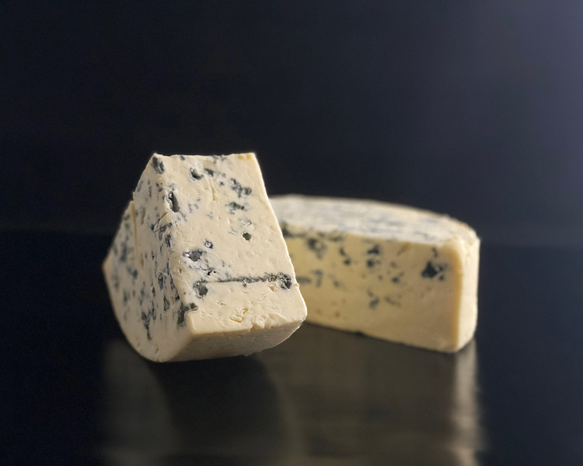 Matthew's Cheese: Scottish Highland Blue - 250g