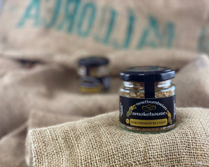'Northern Delicious' : Northumbrian Smokehouse 'Oak Smoked Sea Salt'