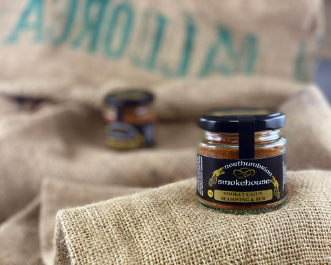 'Northern Delicious' : Northumbrian Smokehouse 'Smokey Cajun Seasoning & Rub'