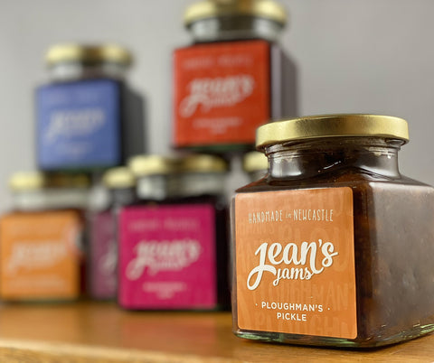 Northern Delicious: Jean's Jams 'Ploughman's Pickle''
