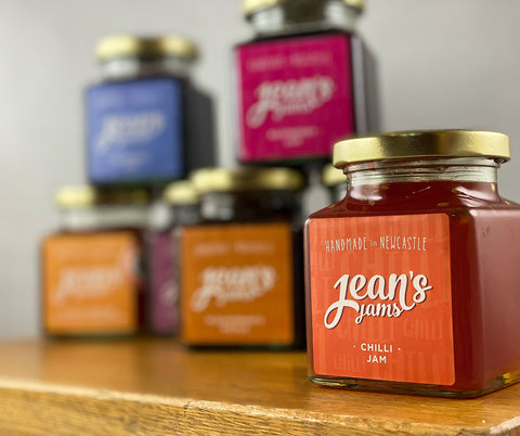Northern Delicious: Jean's Jams 'Chilli Jam'