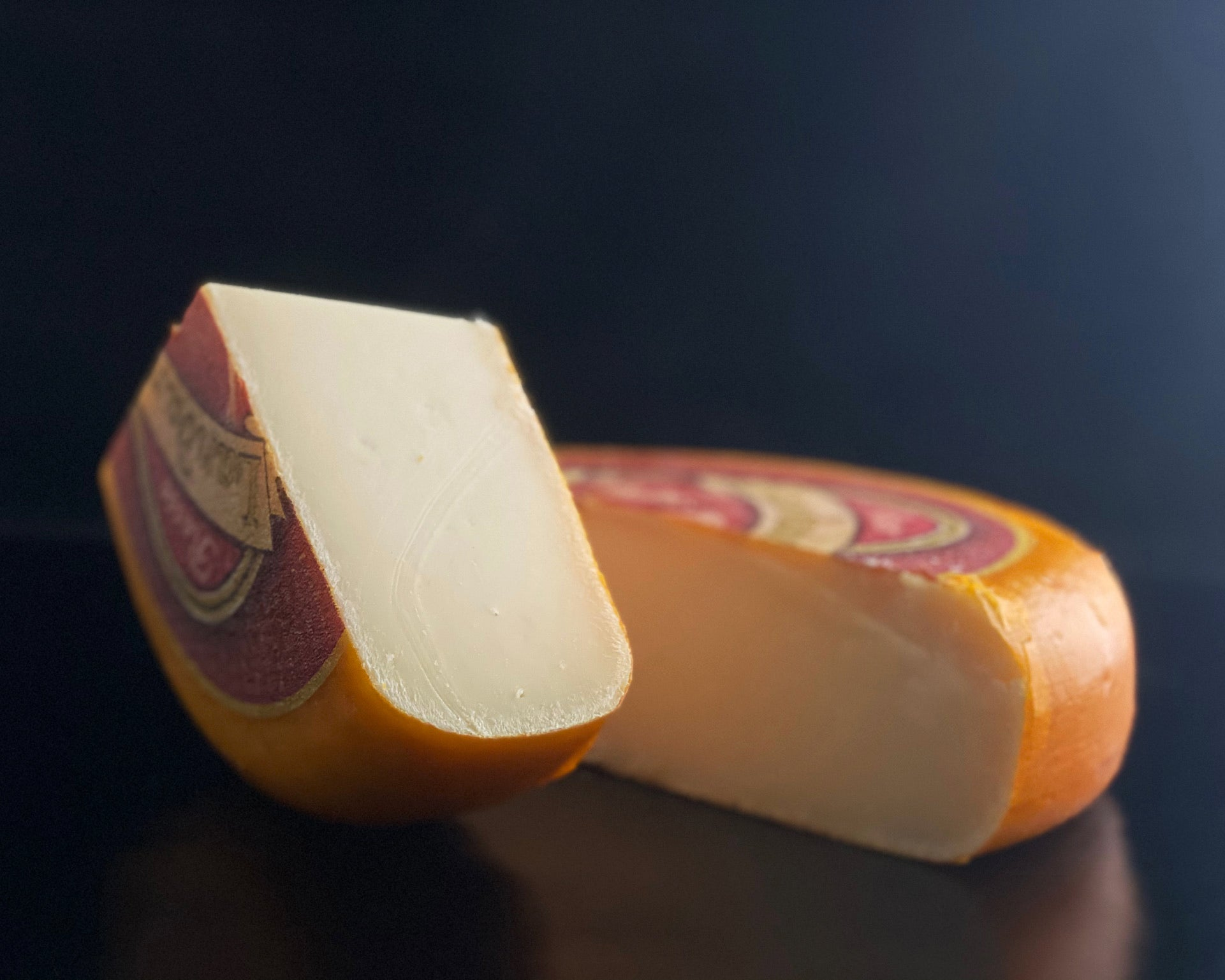 Matthew's Cheese: Dutch Rosso Landana Goats - 250g