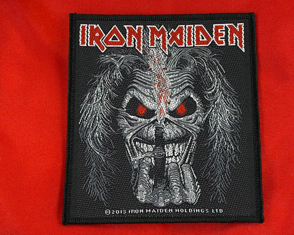 Let it Be - Music Merch: Iron Maiden Sew on patches