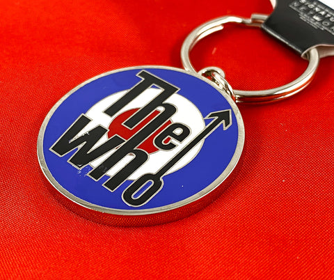 Let it be - Music Merch: Keyring- THE WHO Official Merch