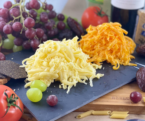 Matthews Cheese - Grated Cheddar, 'Mild' & 'Mature' selection