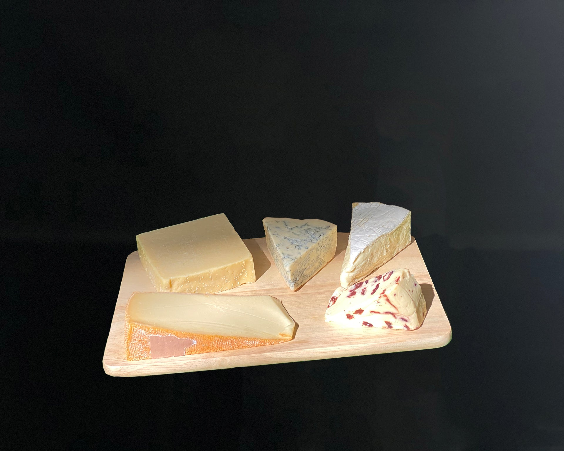 Matthews Cheese - Eclectic Selection - Raclette, Blue, Creamy and Aromatic
