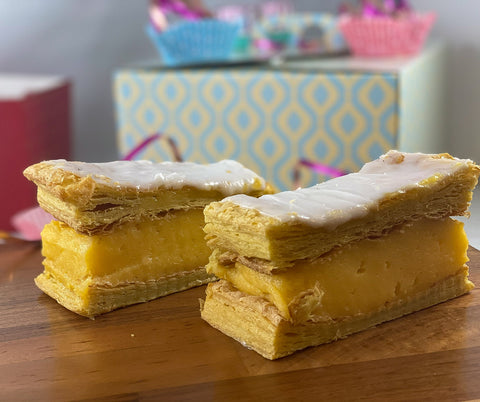 French Oven - Fresh English Custard Slice