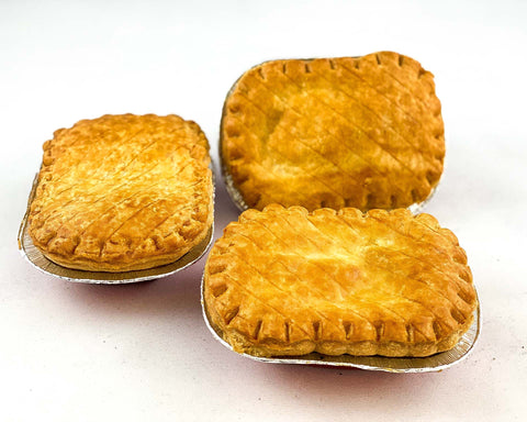 Steak and Kidney pie  - Pack of 3