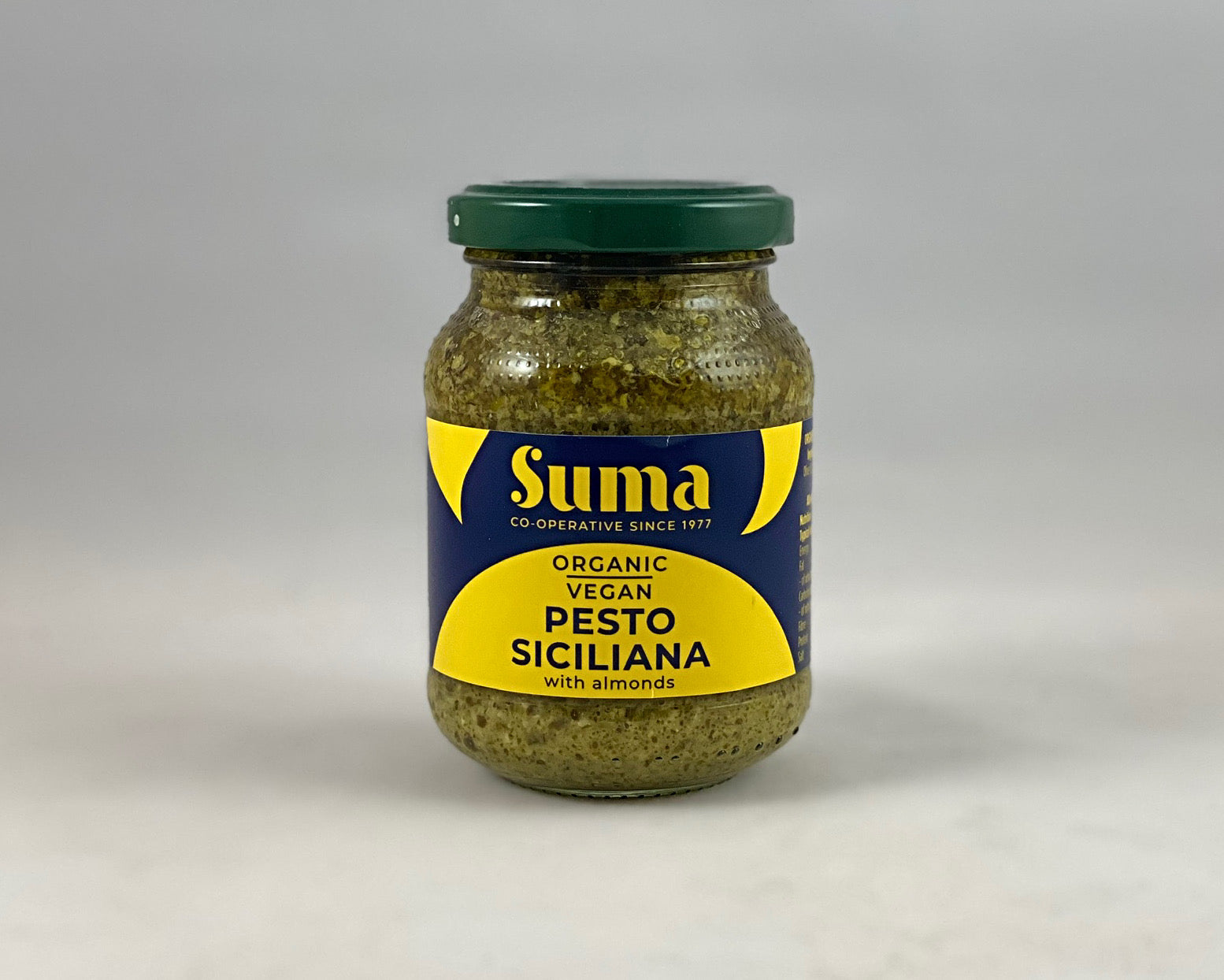 Nil Living - Pesto Sicilliano | Organic