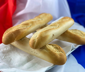 French Oven - 4 Baguettes