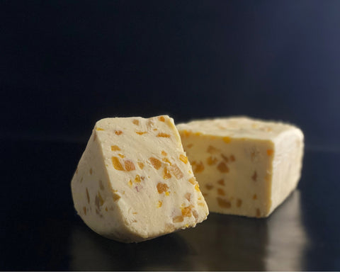 Matthew's Cheese: White Stilton with Ginger and Mango
