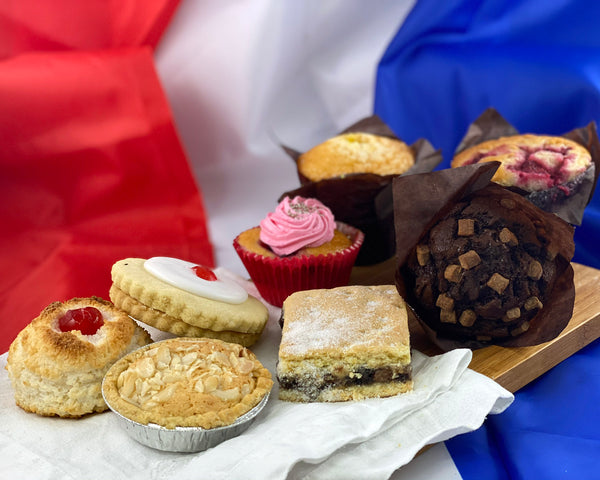 French Oven - Mixed Bakery Selection Box - January Deal