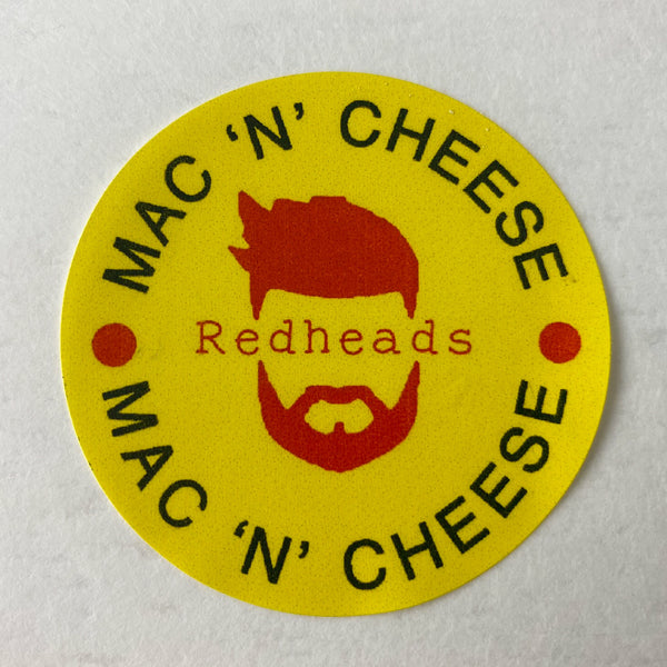Redheads Mac'N'Cheese: Sticky Rib