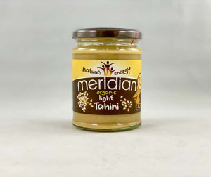 Nil Living - Light Tahini | Organic from Meridian
