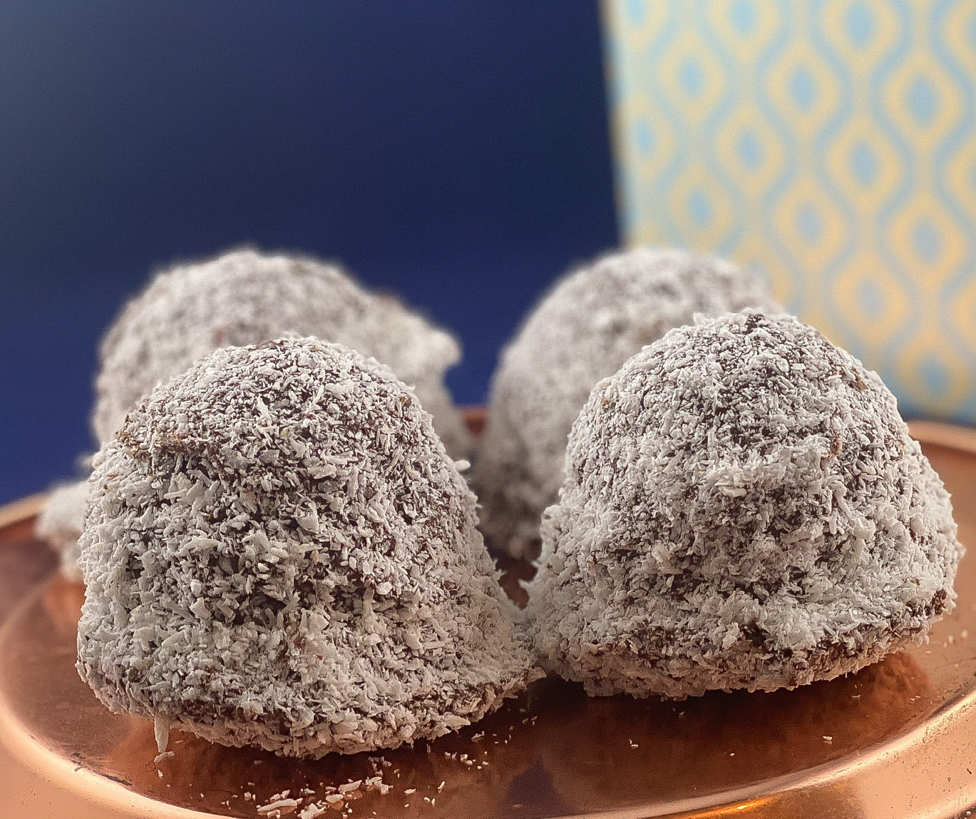 French Oven - Chocolate Snowballs