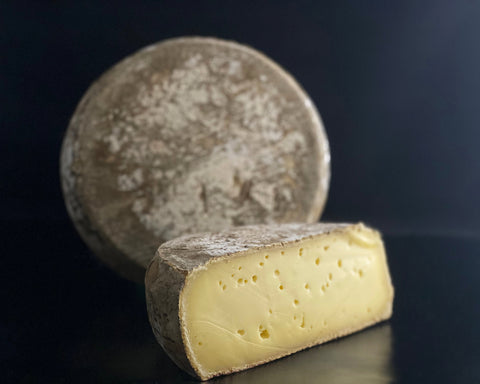 Matthew's Cheese: French Tomme de Savoie - 250g