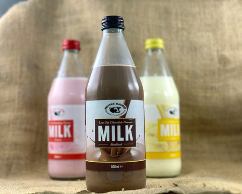 Bryan Muers : Fresh Flavoured Milk 500ml
