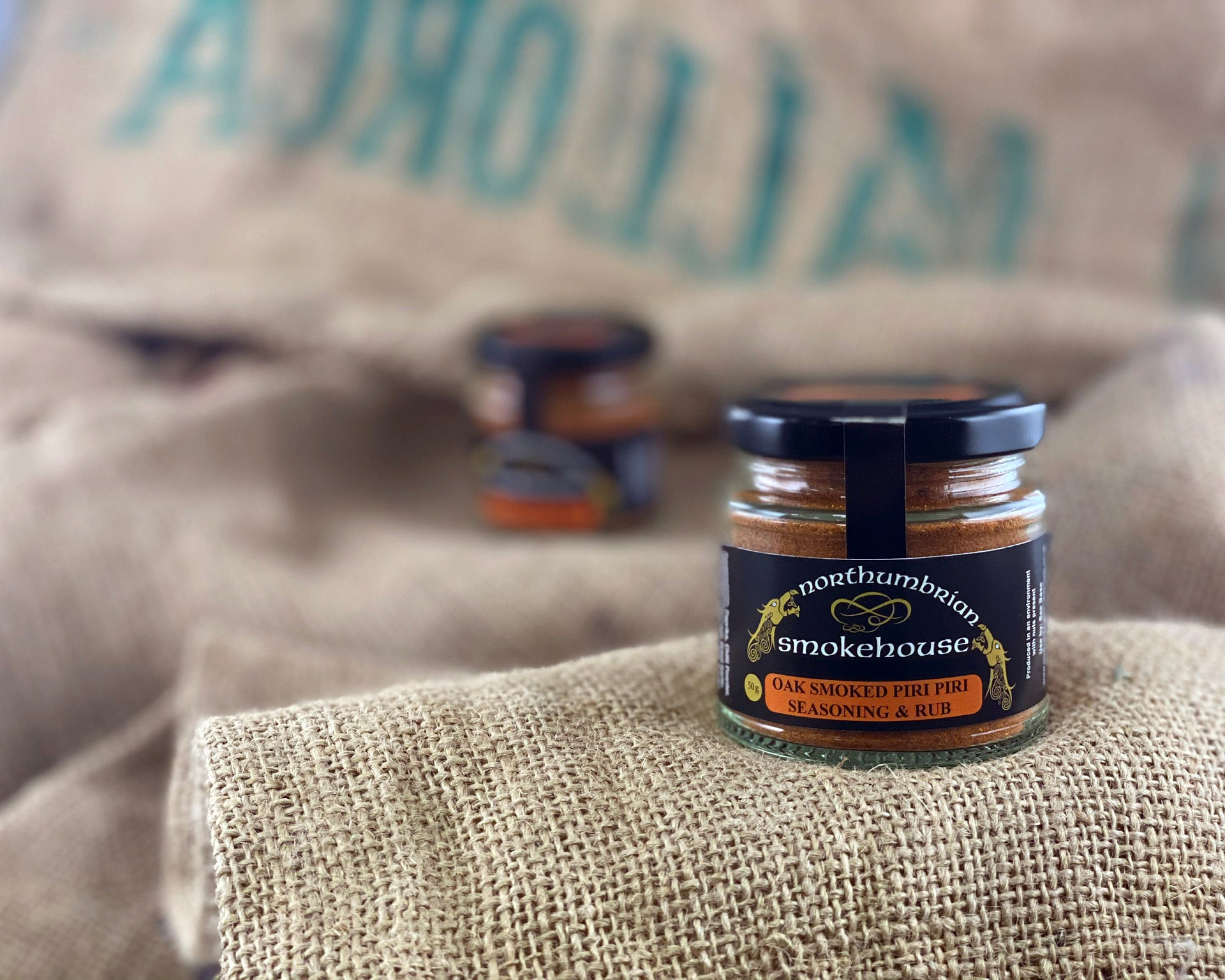 Northern Delicious: Northumbrian Smokehouse 'Oak Smoked Piri-Piri Seasoning & Rub'
