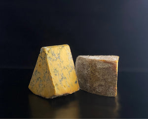 Matthew's Cheese: English Shropshire Blue - 250g