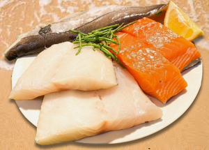 Chirton Fisheries - Fine Fish Selection 4-6 pieces