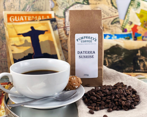 Pumphreys :  Daterra Sunrise - Beans
