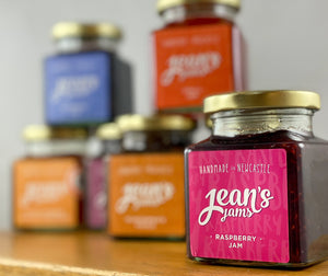 Northern Delicious: Jean's Jams 'Raspberry Jam'