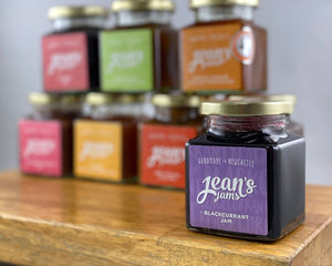 French Oven: Jean's Jams 'Blackcurrant Jam'