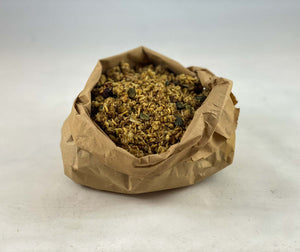 Nil Living - Cinnamon & Ginger Granola | Organic  and Without Gluten (500g)