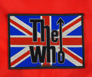 Let it be - Music Merch: Union Logo Patch - THE WHO Official Merch