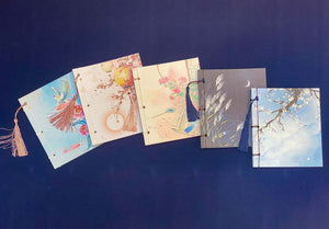 Tian's Gifts: Craft Note Book  - Flowers