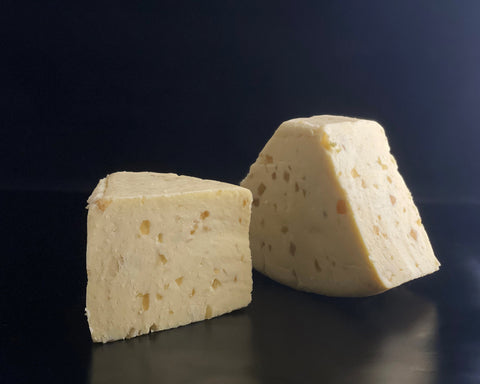 Matthew's Cheese: Hawes Wensleydale and Ginger - 250g