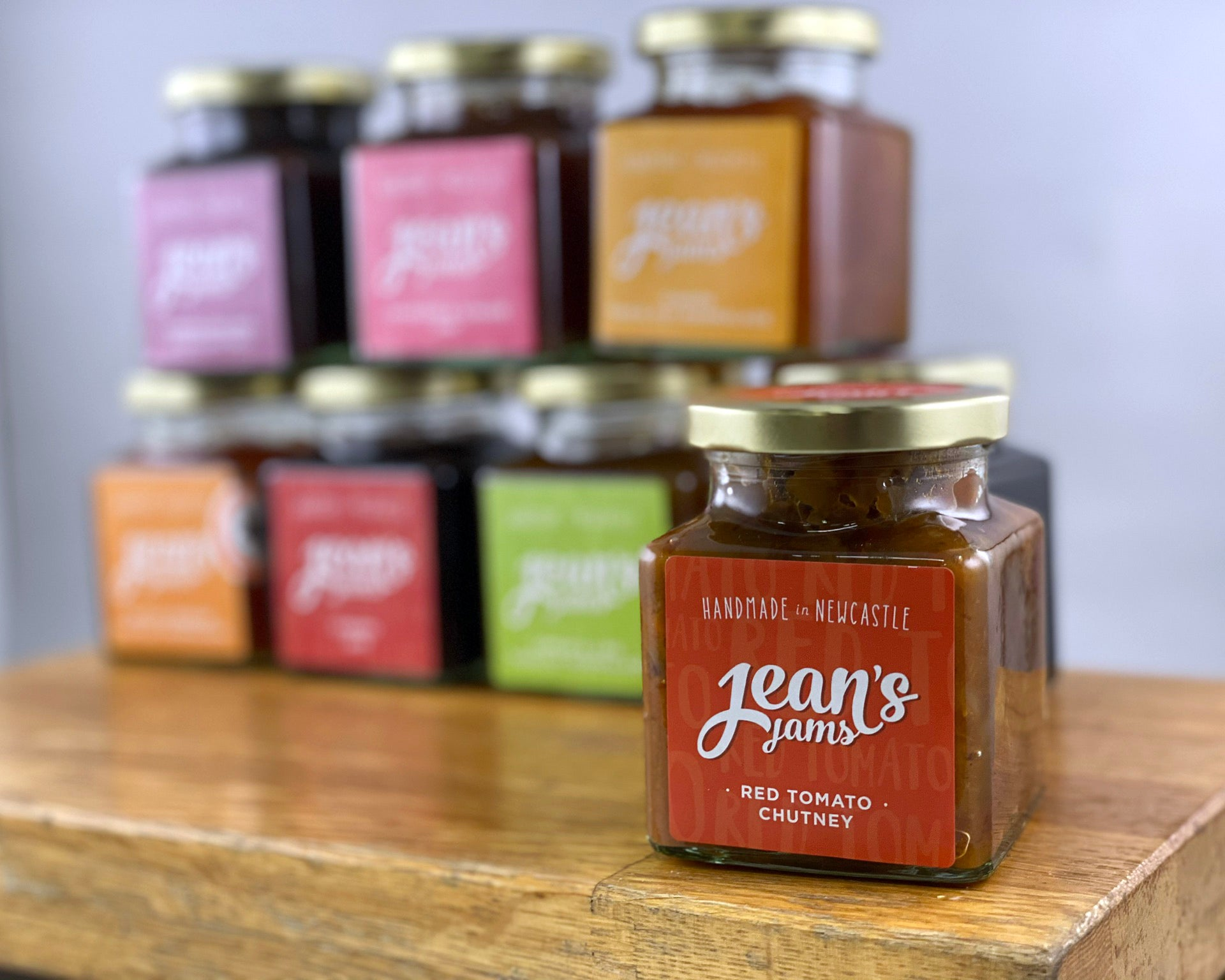 Northern Delicious: Jean's Jams 'Red Tomato Chutney'