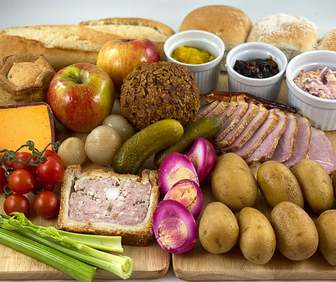 French Oven - The Great British Ploughman's