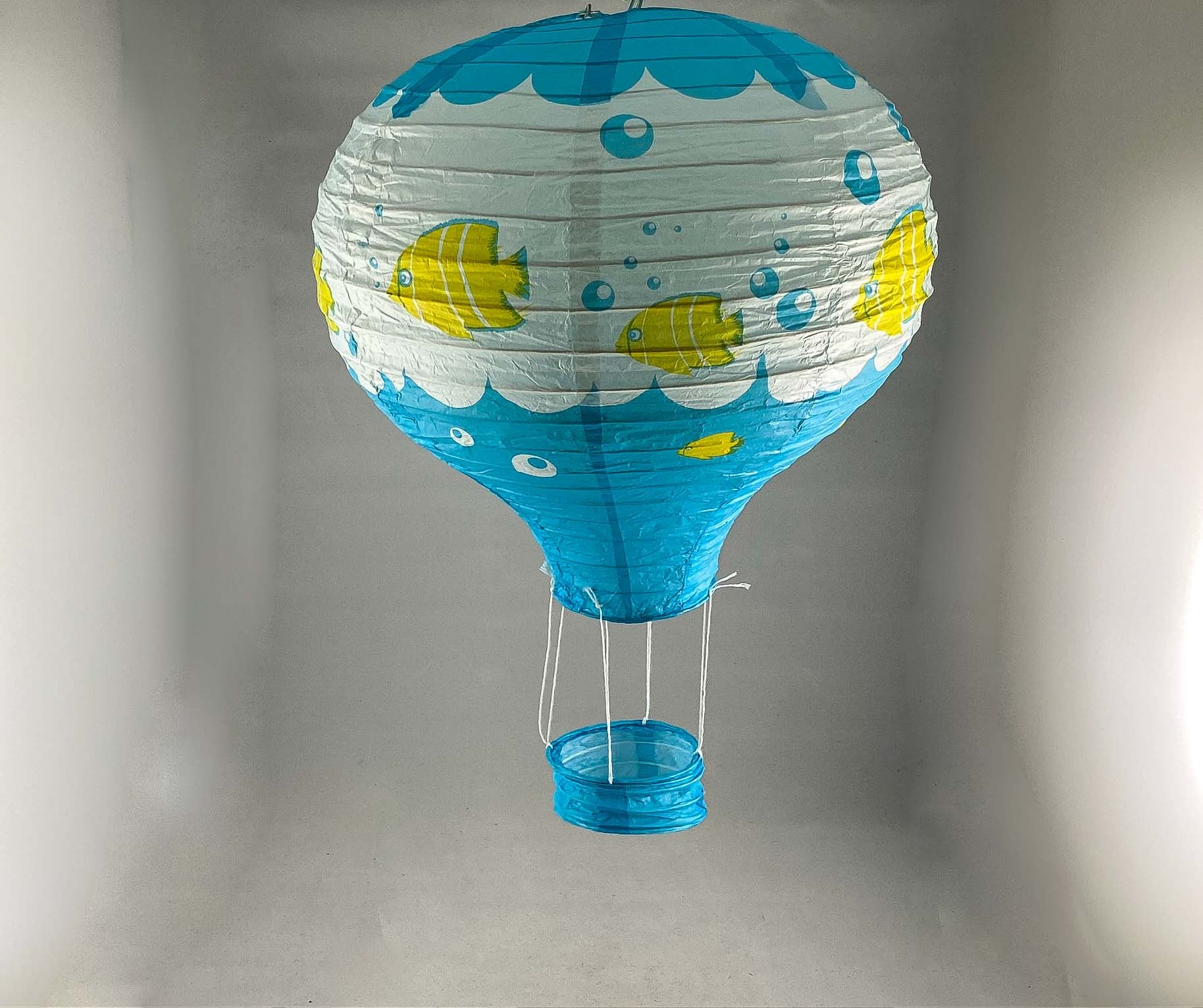 Tians' Gifts:  Paper Balloons - Fish