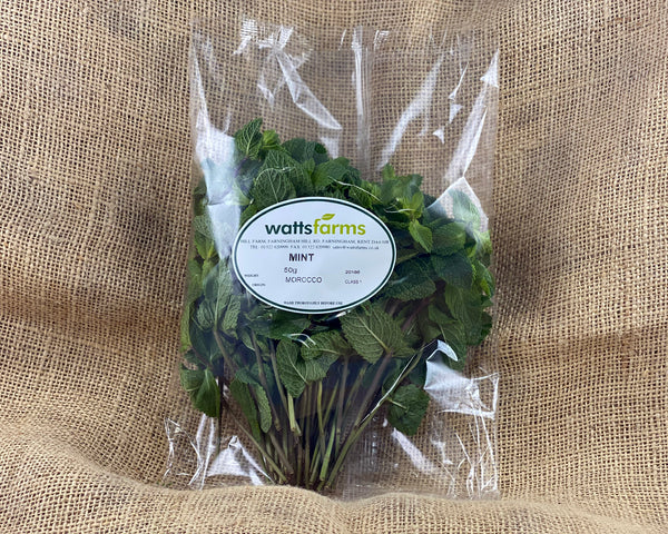 Bryan Muers -  Fresh Mixed Herbs & Leaves