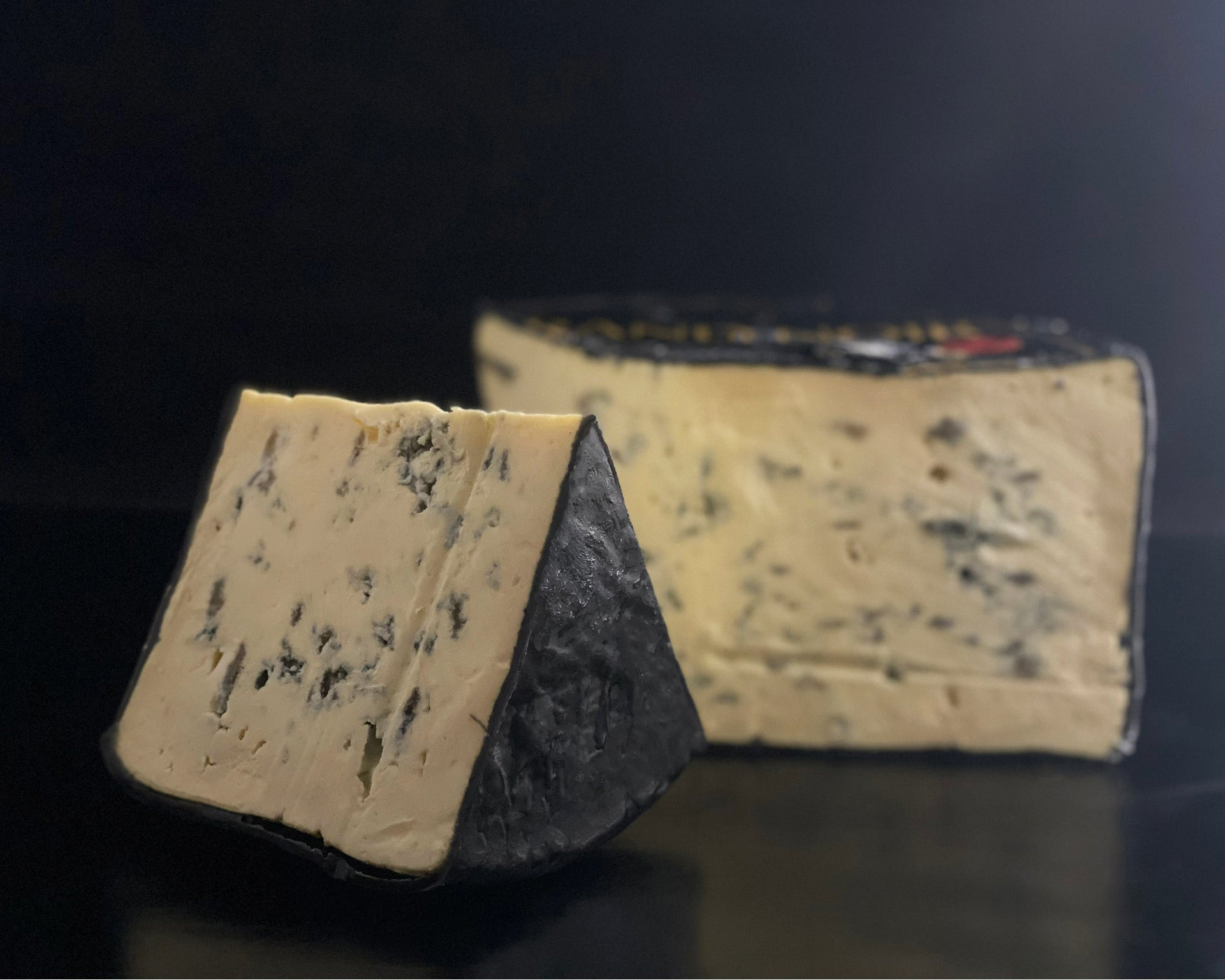 Matthew's Cheese: German Grand Noir - 250g