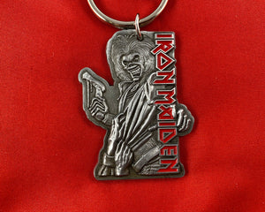 Let it Be - Music Merch: Iron Maiden Metal Killers Key Ring