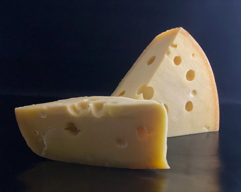 Matthew's Cheese: Norwegian Jarlsberg - 250g