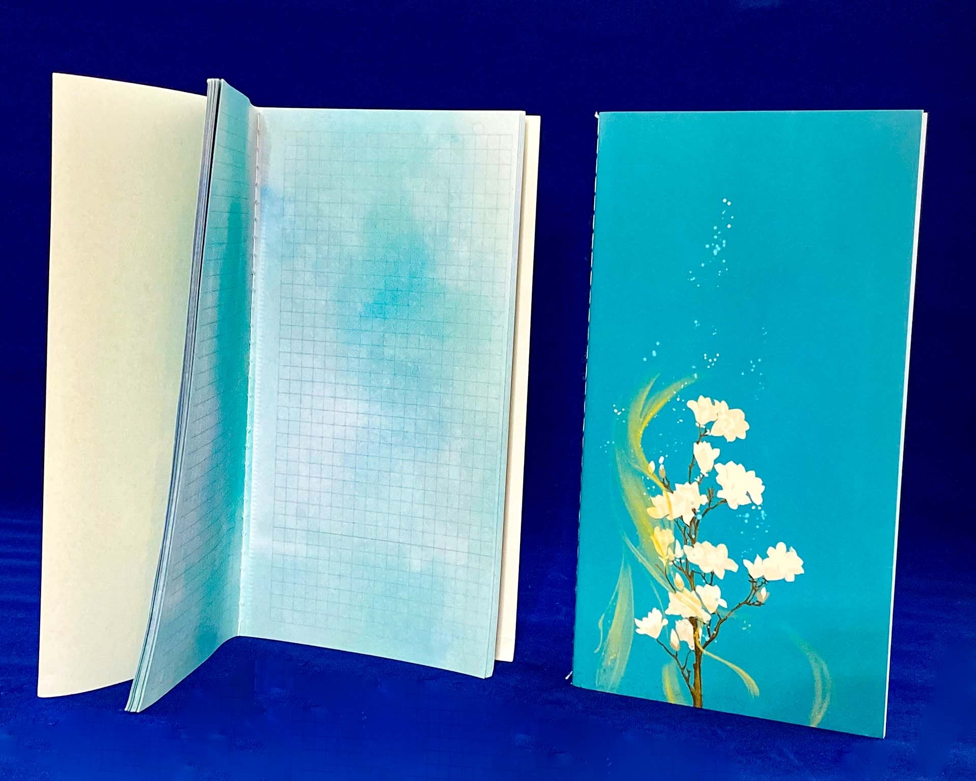 Tian's Gifts: Craft Note Book Turquoise
