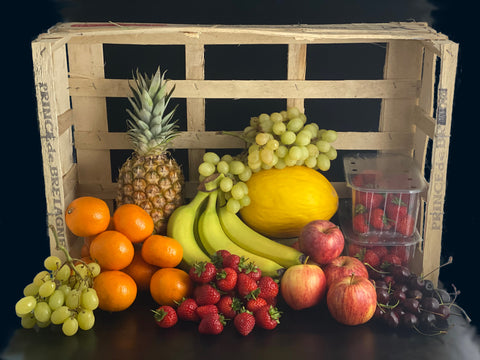 Hector Hall: Fresh Fruit Selection