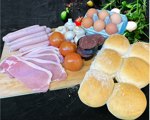 Market Choice: English Breakfast Selection