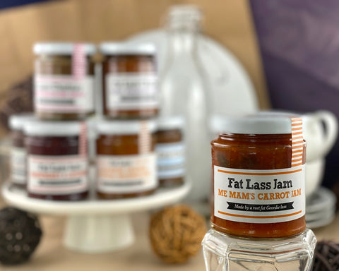 Northern Delicious: Fat Lass - Me Mam's Carrot Jam