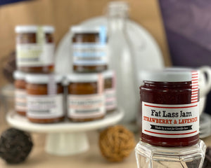 Northern Delicious: Fat Lass - Strawberry & Lavender