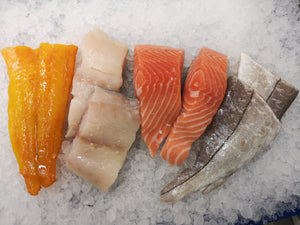 Lindsay Bros. - Fine North Sea & Scots Fish Selection