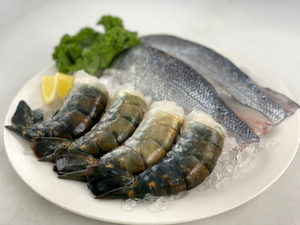 Lindsay's Fishmonger: Luxury Dinner for Two